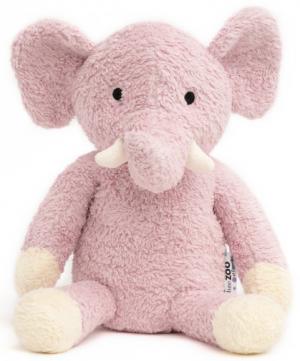 Ekologisk Elefant XL (rosa)