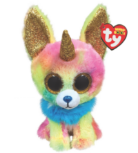 Beanie Boos Yips (Chihuahua med horn) - TY Gosedjur