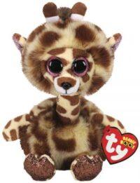 Beanie Boos Gertie (Giraff) - TY Gosedjur