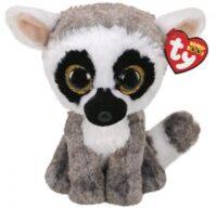 Beanie Boos Linus (Lemur) - TY Gosedjur