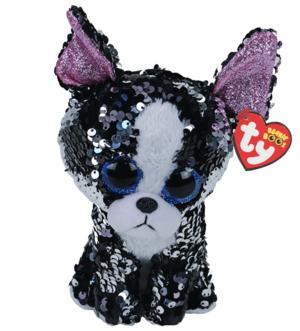 Flippables Portia (Hund) - TY Gosedjur