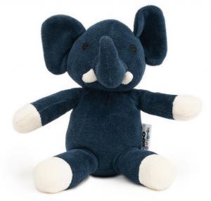Ekologiskt mjukisdjur Elefant (blå)