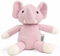Ekologiskt mjukisdjur Elefant (rosa)